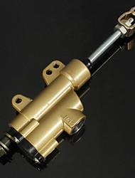 motocicleta sujeira pit bike freio traseiro 70-150cc bomba de cilindro mestre