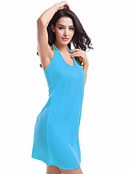 Europe High-end Fashion Sexy Beach Dress