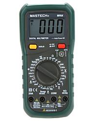 mastech - MY64 - Мультиметры - Цифровой дисплей -