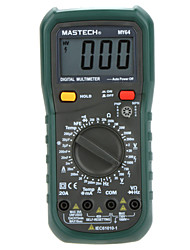 Mastech MY64 Digital Million Meter - Capacitance Test - Frequency Test - Temperature Test - Wan