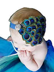 Kid's Cute Feather Flowers Headband(2-10Years Old)