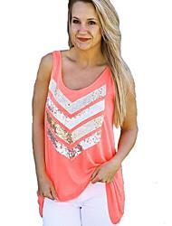 Women's Solid Orange Vest,Strap Sleeveless