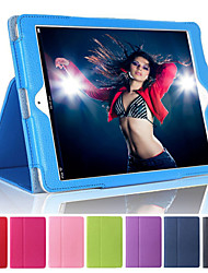 Top Quality Stand PU Leather Cover Case For ipda mini 4 Tablet With Free Screen Protector+ Pen