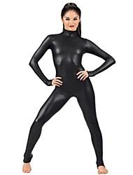 """Костюмы на все тело """"зентай"""" Morphsuit Ниндзя Костюмы зентай Косплэй костюмы Черный Однотонный трико/Комбинезон-пижама Костюмы зентай"""