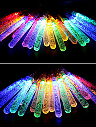 King Ro 100LED 8 Mode Battery Operated Water Bubble Stick LED Christmas String Lights (KL0056-RGB,White,Warm White)