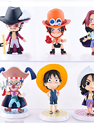 ein Stück Set 44 Generation Version 6 q Clown Puppe luffy esther