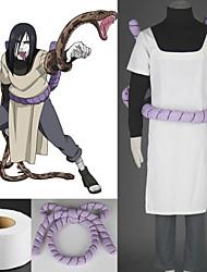 Anime Naruto Orochimaru Cosplay Costume