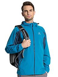 Senderismo Chaqueta / Paravientos / Tops HombresImpermeable / Transpirable / Resistente a los UV / Listo para vestir / Resistente al