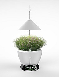 hydrocultuur slimme groei tuin systeem led indoor home planten ihomeigrowg601a