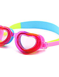 Kid's PC Anti-Fog/Waterproof Swimming Goggles