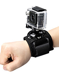 ThiEYE® Action Camera Accessory 360 ° Wrist Strap Band Mount for ThiEYE Series/ Gopro Series/ SJCAM/ Xiaoyi