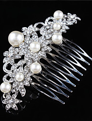 The New Combs Set Auger Pearl Alloy Bride Dish Hair Selling Wedding Accessories