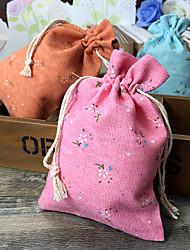 Bolsas de Ofertas ( Laranja / Rosa / Azul , Juta ) Tema Clássico - não-personalizado