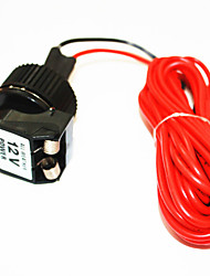 Iztoss Car Motorbike Boat Cigarette Lighter Power Outlet Waterproof 12V 120W
