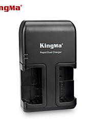 kingma EN-EL15 Cargador de CA dobles para Nikon EN-EL15 y Nikon 1 V1 d600 d610 d800 D800E D810 D7000 D7100