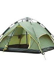 COYOTE Waterproof / Ultraviolet Resistant Oxford / Polyester One Room Tent Green