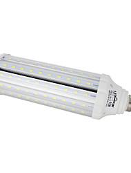 40W B22 E26/E27 Ampoules Maïs LED T 138 SMD 5730 100 lm Blanc Chaud Blanc Naturel Décorative AC 100-240 V 1 pièce