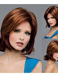 free style Short Straight Synthetic Wigs for Women sw0138