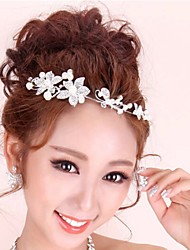 Hot Style of High-Grade Diamond Pearl Headdress Hair Accessories Wedding Accessories