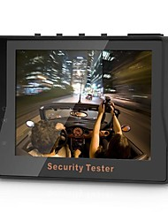 "3.5 ""TFT-LCD-Audio-Video-Sicherheitstester CCTV-Kamera-Nocken Testmonitor tragbar"