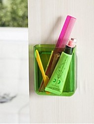 Free Nail Wall-mounted Storage box , Plastic,Small