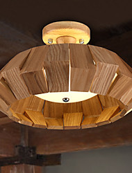 24 Modern/Contemporary / Country Mini Style Others Wood/Bamboo Pendant Lights Dining Room / Study Room/Office