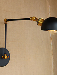 AC 100-240 40 E26/E27 Moderno/ Contemporáneo Electrochapado Característica for Bombilla Incluida,Luz Ambiente Lámpara con brazo flexible
