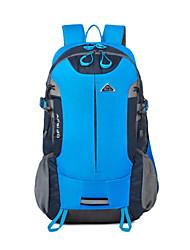 40 L Rucksack Legere Sport Outdoor Feuchtigkeitsundurchlässig / tragbar Blau Oxford Fulang