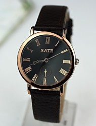 Women's Watch Ultra Thin Ultra Light Simple Atmospheric Watch Cool Watches Unique Watches Fashion Watch