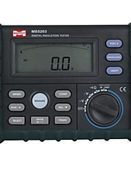 mastech MS5203 professional -digital high voltage-insulation meterwith-(50V-1000V)-output