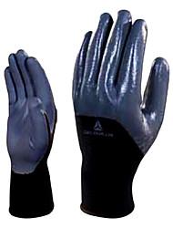 резиновый защитный износ тонкой пыли работа садовых перчаток (2 / комплект)