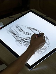 A2 Ultra Thin LED Tracing Pad Tattoo Light Box Stencil Board Lightbox