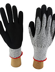 анти резки перчатки садоводства анти прокол доказательство ссадины латексные перчатки (2 / комплект)
