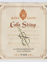 115 KING LION Cello Strings