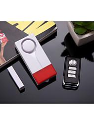 KS-SF18R Vibration + Doorbell Windows Sound And Light Alarm