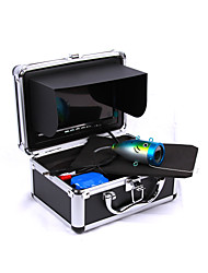 """new7 """"TFT LCD видеокамеры система эхолот HD 700TV линии подводного камеры 15m"""