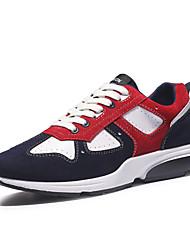 Sapatos Masculinos - Tênis Social - Azul / Preto e Vermelho / Preto e Branco - Courino - Casual