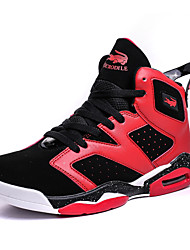 Men's Shoes Casual/Outdoor/Basketball Air Cushion Shoes White/Bule/Rde