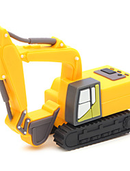 zpk03 16gb excavator galben USB unitate de memorie flash de 2.0 u stick-