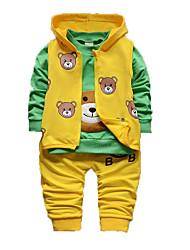 Boy's Cotton Vest / Clothing Set,Spring / Fall