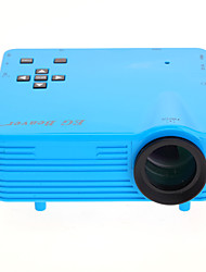 EG Beaver® LED1018 LCD Mini Proyector QVGA (320x240) 600lm LED