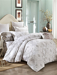 100% Egyptian Cotton Bedding Set Queen King Double Bed Size