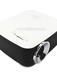 LZ - HD2 New Multimedia Projector 1080P 100 Lumens Mini Protable Projector Manual Focusing LENS
