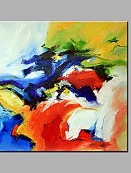 Peint à la main FantaisieModern Un Panneau Toile Peinture à l'huile Hang-peint For Décoration d'intérieur