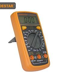 lodestar palm-size multimètres numériques ld3801a