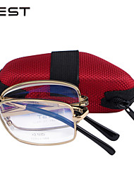 Fashion Unisex  Metal  Frame Folding Reading Glasses ZD2