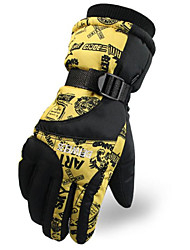 Fulang Ski Warm Gloves Antiskid Wear-resisting Cycling Gloves GE37
