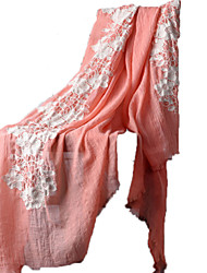 Lyza Pink Japanese Warm Scarves