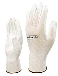 Fine Operating Gloves, Nylon Gloves Polyester PU Coating Gloves without Silicon