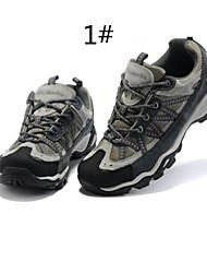 Dedo Fechado / Tênis / Rendas / Sapatos de Caminhada / Sapatos de Montanhismo ( Café ) - Homens / Outros -Correr / Basquete / Futebol /